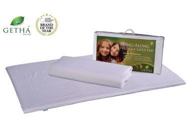 Матрас-коврик для отдыха и игр из 100% натурального латекса
